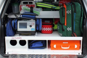Ambulance-response-vehicle-boot-contents